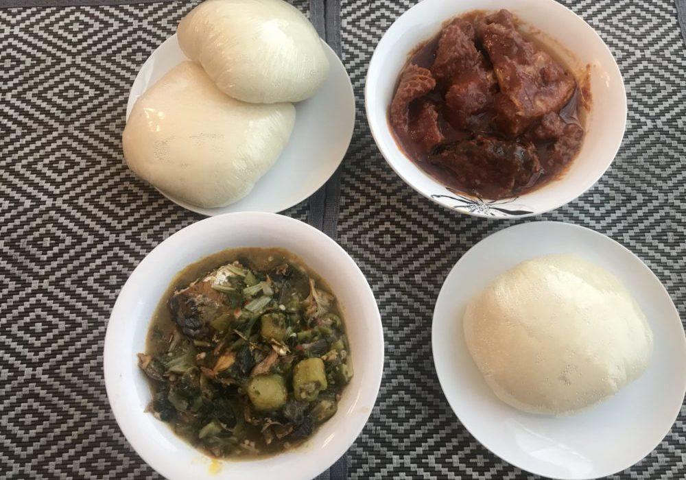 Poundo Yam Recipe