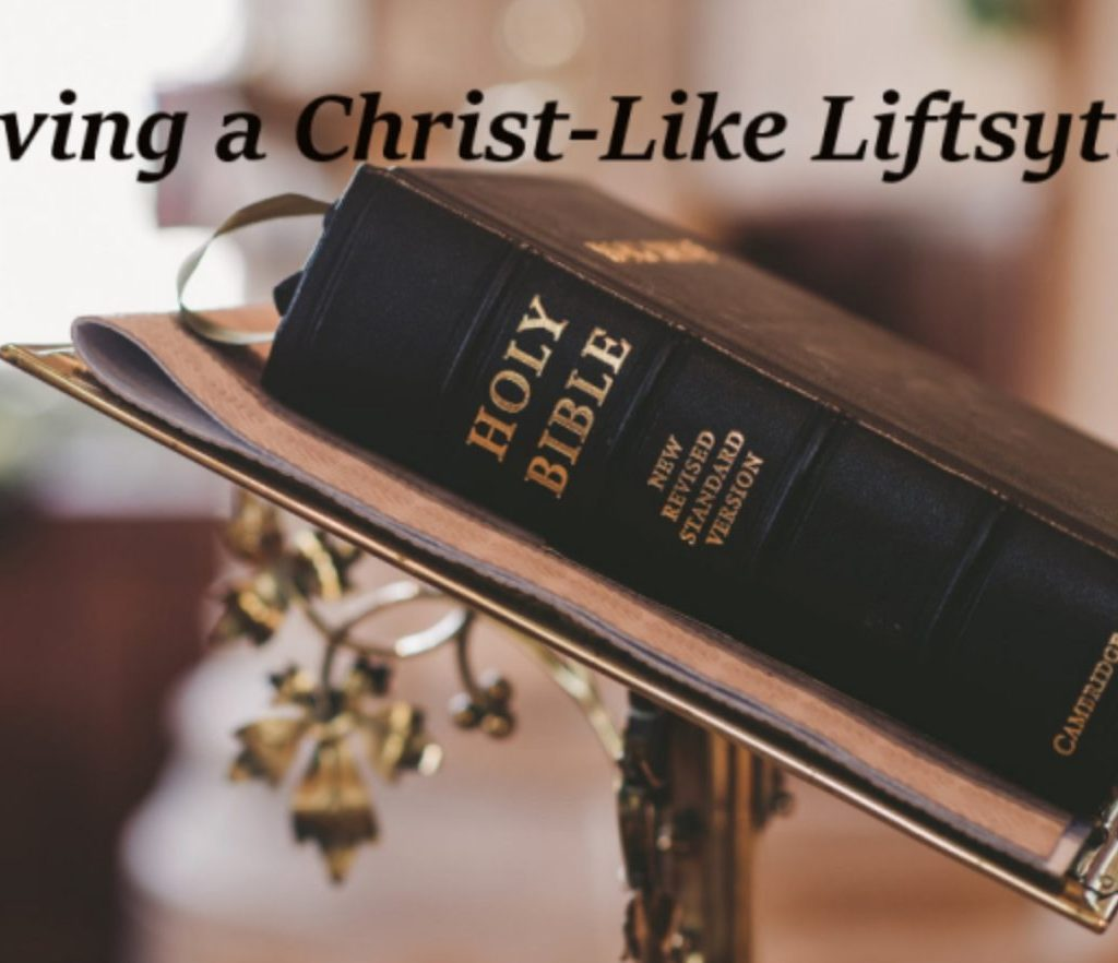 IS OUR LIFESTYLE PORTRAYING CHRISTLIKE?