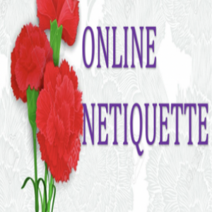ONLINE NETIQUETTE