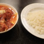 Tomato Stew and Rice