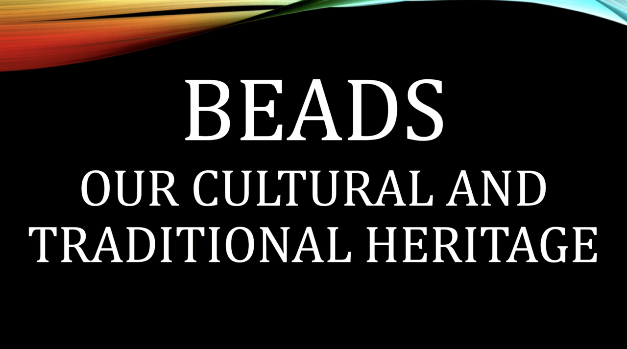 BEADS IN LIFESTYLE AND CULTURE